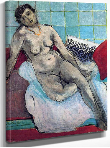 Nude 5 By Henri Matisse