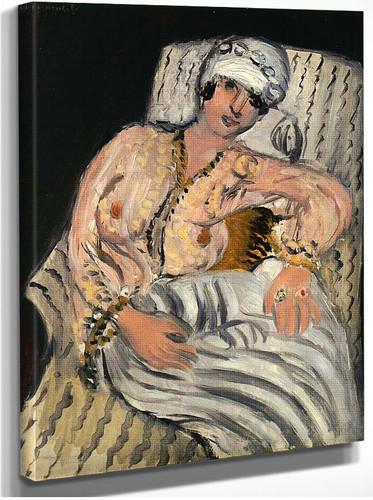 Odalisque 1917 By Henri Matisse