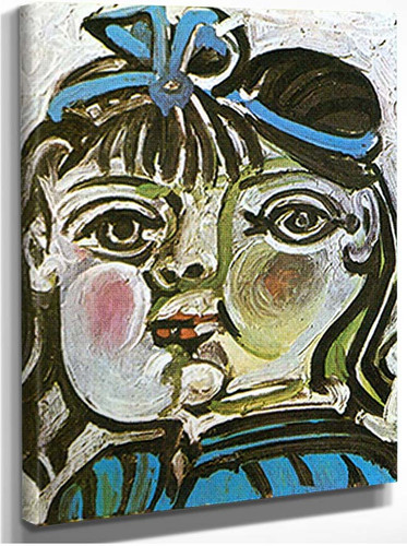 Paloma By 1 By Pablo Picasso