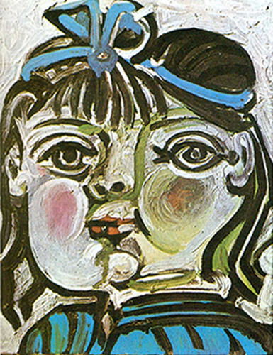 Paloma By 1 By Pablo Picasso Art Reproduction from Wanford