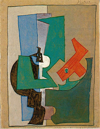 Pedestal 1920 By Pablo Picasso Art Reproduction from Wanford