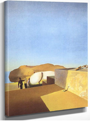 Persistence Of Fair Weather By Salvador Dali