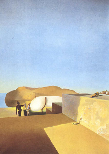 Persistence Of Fair Weather By Salvador Dali Art Reproduction from Wanford