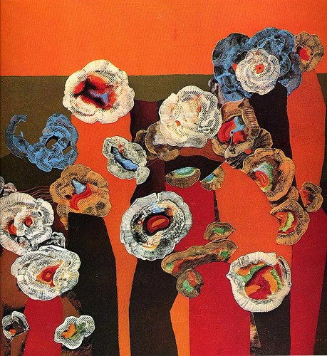 Flowers Of Seashells 1929 By Max Ernst Art Reproduction from Wanford.