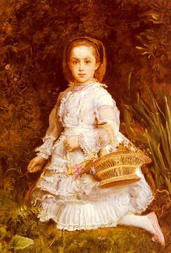Portrait Of Gracia Lees By John Everett Millais Art Reproduction from Wanford