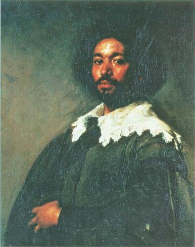 Portrait Of Juan De Pareja By Diego Velazquez Art Reproduction from Wanford