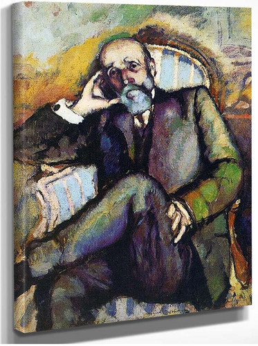 Portrait Of The Artist S Father 1910 By Duchamp Marcel