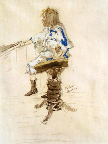 Portrait Of Yvonne Duchamp 1901 By Duchamp Marcel Art Reproduction from Wanford