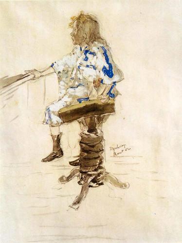 Portrait Of Yvonne Duchamp 1901 By Duchamp Marcel Art Reproduction from Wanford