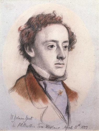 Portrait Of By John Everett Millais By John Everett Millais Art Reproduction from Wanford