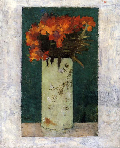 Pot Of Flowers By Pierre Bonnard Art Reproduction from Wanford
