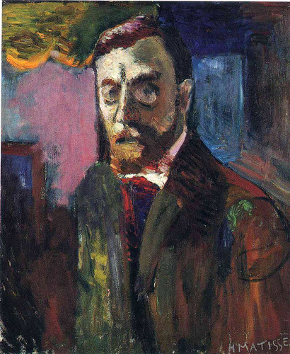 Self Portrait By Henri Matisse Art Reproduction from Wanford
