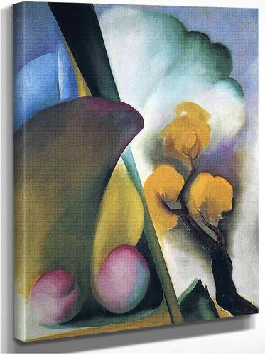 Spring By Georgia O Keeffe