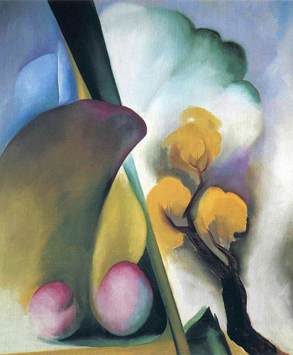 Spring By Georgia O Keeffe Art Reproduction from Wanford