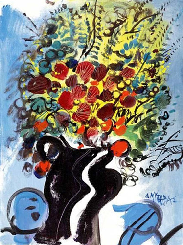 Still Life By Georges Braque Art Reproduction from Wanford