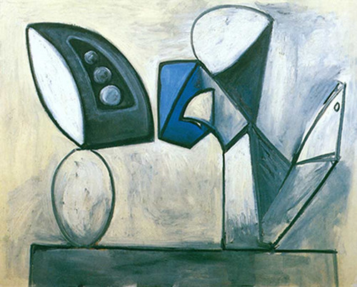 Still Life By Pablo Picasso
