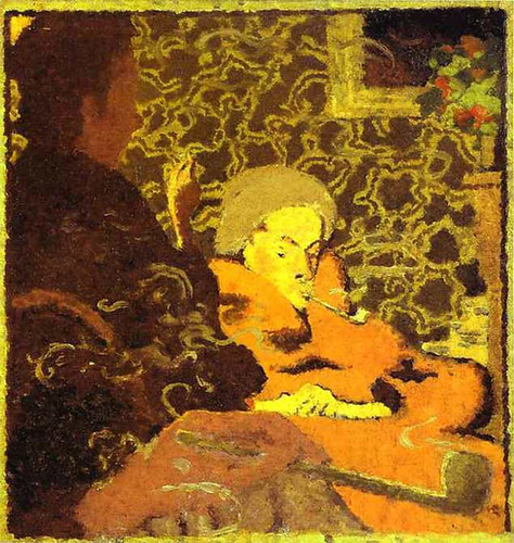 Intimit 1896 By Pierre Bonnard Art Reproduction from Wanford.
