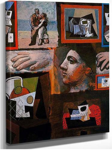 Studio 1920 By Pablo Picasso