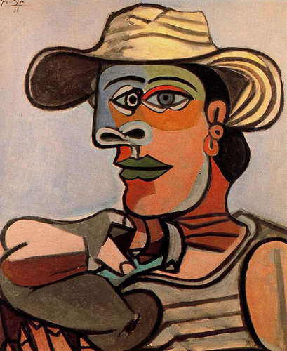 The Sailor 1938 By Pablo Picasso Art Reproduction from Wanford
