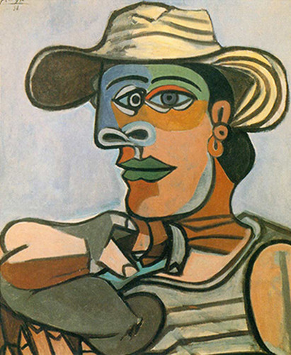 The Sailor By 1 By Pablo Picasso Art Reproduction from Wanford