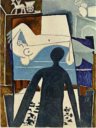 The Shadow 1953 By Pablo Picasso Art Reproduction from Wanford