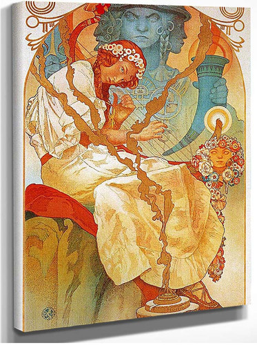 The Slav Epic 1928 By Alphonse Mucha