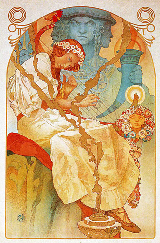 The Slav Epic 1928 By Alphonse Mucha Art Reproduction from Wanford