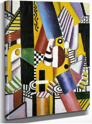 The Stove 1918 By Fernand Leger