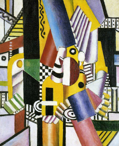 The Stove 1918 By Fernand Leger Art Reproduction from Wanford