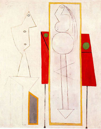 The Studio 1928 By Pablo Picasso Art Reproduction from Wanford