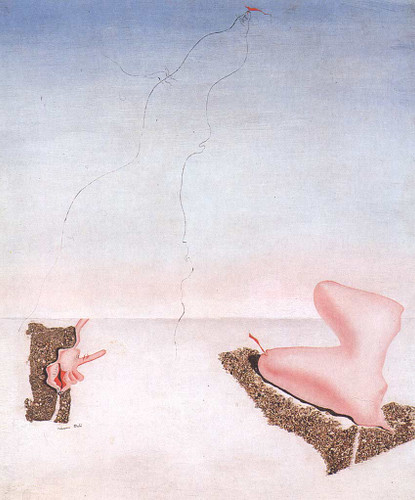 Unsatisfied Desires 1928 By Salvador Dali Art Reproduction from Wanford