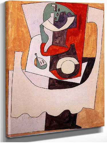 Untitled 1920 By Pablo Picasso