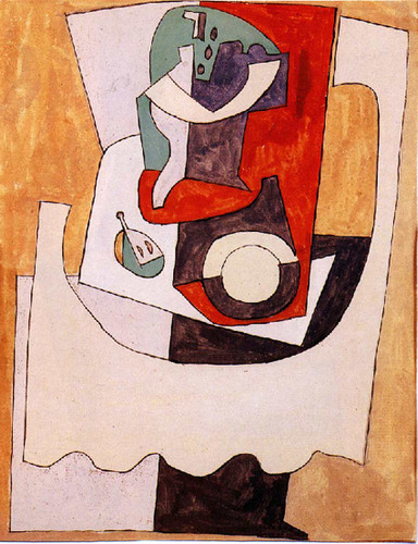 Untitled 1920 By Pablo Picasso Art Reproduction from Wanford