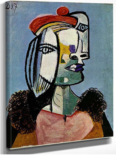 Untitled 1937 11 By Pablo Picasso
