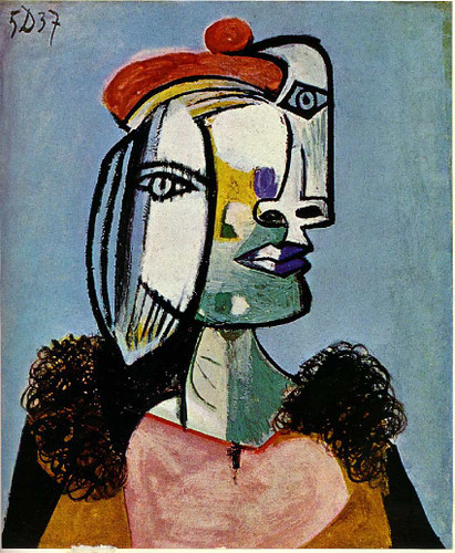 Untitled 1937 11 By Pablo Picasso Art Reproduction from Wanford