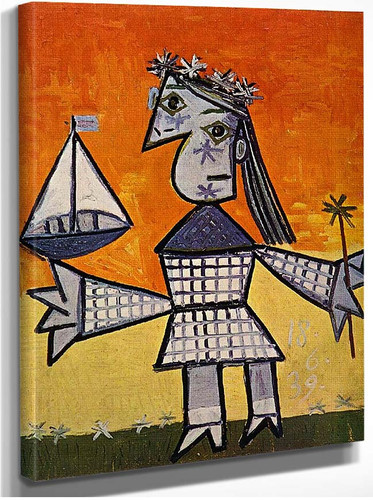Untitled 1939 2 By Pablo Picasso