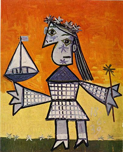 Untitled 1939 2 By Pablo Picasso Art Reproduction from Wanford