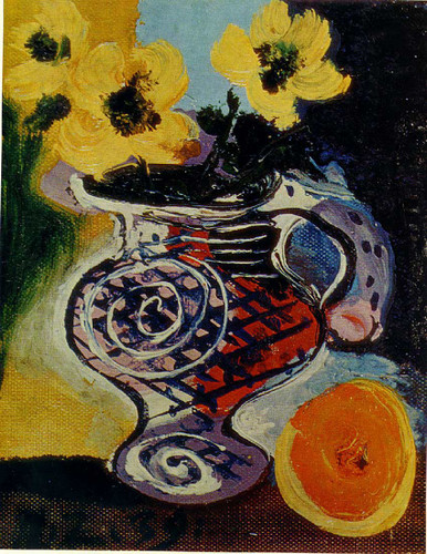 Untitled 1939 3 By Pablo Picasso Art Reproduction from Wanford