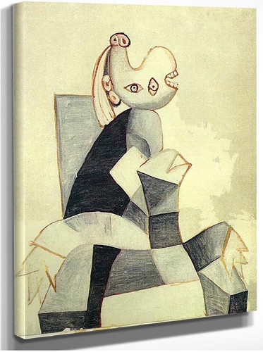 Untitled 1939 7 By Pablo Picasso