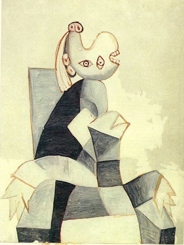 Untitled 1939 7 By Pablo Picasso Art Reproduction from Wanford