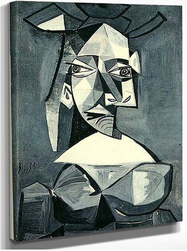 Untitled 1939 By Pablo Picasso