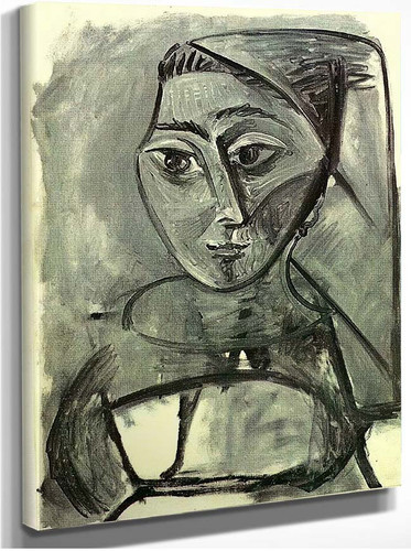 Untitled 1955 By Pablo Picasso