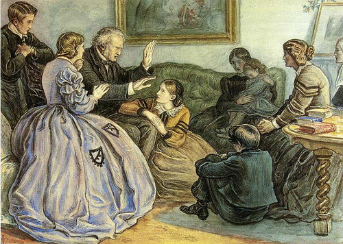 A Winter S Tale By John Everett Millais