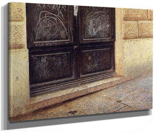 Bankruptcy 1902 By Giacomo Balla