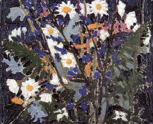 Canadian Wildflowers By Tom Thomson
