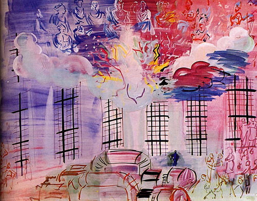 Electricity 1937 By Dufy Raoul