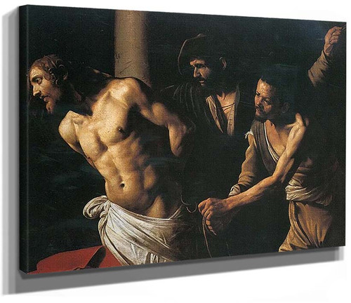 Flagellation Of Christ By Caravaggio