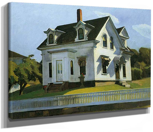Hodgkins House By Edward Hopper