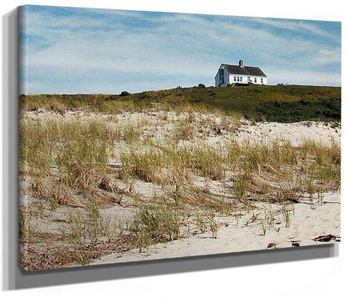 Hopper House By Edward Hopper