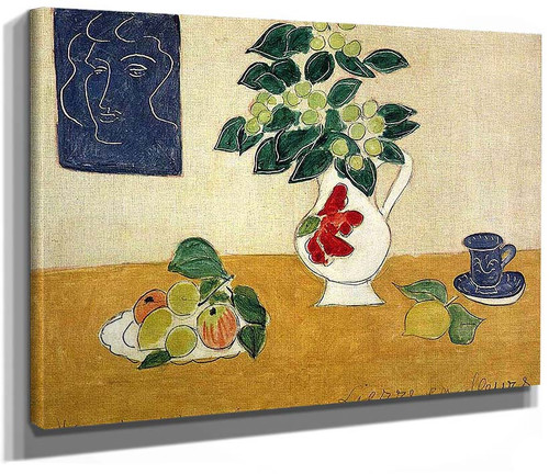 Ivy In Flower 1941 By Henri Matisse